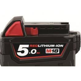 Batterie M18 B5 Red Lithium Milwaukee 4932430483