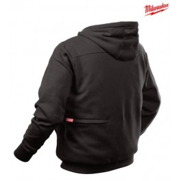 Veste chauffante M12 HHBL2-0 noir Taille XL Milwaukee 4933451614
