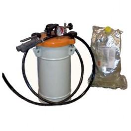 Distributeur pneumatique pour colle polyyréthane GMC PUR200