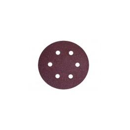 Disque abrasif 6 Trous PS22K D150 G080 P10 Klingspor 86635