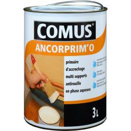 Primaire d'accrochage Ancorprim'o blanc 3L Comus 020171