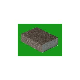 Eponge abrasive 98x69x26mm Block G120 Flexifoam P10