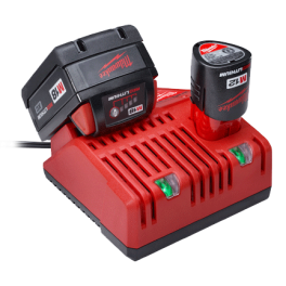 Chargeur universel M12/18C Milwaukee 4932352959