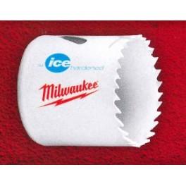 Scie cloche bi-métal 8 pour cent cobalt 44mm Milwaukee 49560102