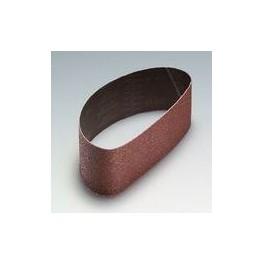 Bande courte abrasive 100x560 G100 pour ponceuse AEG, Dewalt, Ryobi J15 VSM P5