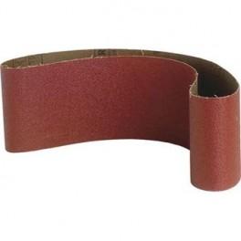 Bande courte  abrasive 75x533 G100 J15 VSM P5