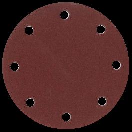 Disque abrasif 8 trous D150 G120 A/A VSM P10
