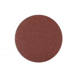 Disque abrasif non perforé D125 G060 A/A VSM (boîte de 50)