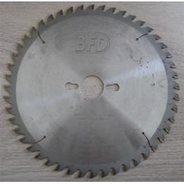 Lame scie circulaire D230x2.6/1.8xA30 Z48 BA O2SP506 Elbé