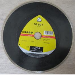Disque à tronçonner DS80F diamanté D230x22.23 Klingspor