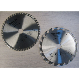 2 lames de scie circulaire D235 A30 D48 / D235 A30 D20 Makita 20068