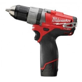 Perceuse visseuse compacte M12 CDD-0 Milwaukee 4933440400