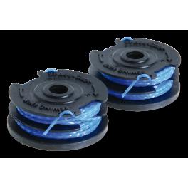 Bobines (2) + fil torsadé ø3.1mm et ø1.5mm RAC109 Ryobi 5132002645