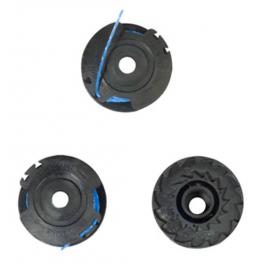 Bobines (3) + fil torsadé ø3.1mm ø1.5mm RAC123 Ryobi 5132002671