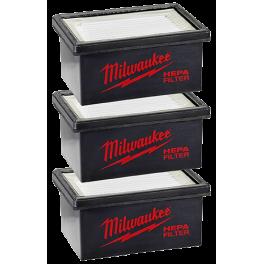 Filtre EPA pour M12 DE Milwaukee 4990306