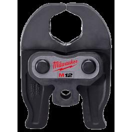 Mâchoire pour sertisseuse J12 taille TH20 Milwaukee 430280