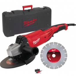 Meuleuse AG 22-230D-SET Milwaukee 4933440292