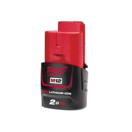Batterie M12 B2 plus compacte, plus légère Milwaukee 4932430064*