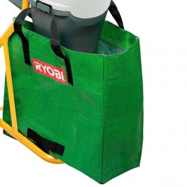 Sac de récupération RAC352 déchets de 50L pour broyeurs de végétaux Ryobi 5132002569