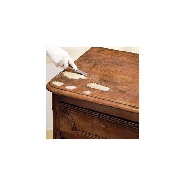 Baton de cire molle blanc w1000 egger schaefer mat bois - Baton de cire pour meuble ...