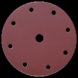 Disque abrasif 9 trous D150 G280 A/A A/E VSM (P10)