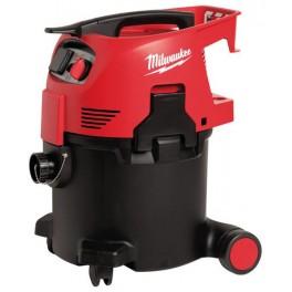 Aspirateur AS300 EMAC 30L Classe M auto clean Milwaukee 4933416080