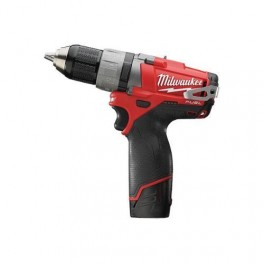 Perceuse percussion compacte M12 CPD-0 Milwaukee4933440380