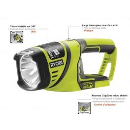 Lampe torche 18V Tête orientable RFL180M 5133001636