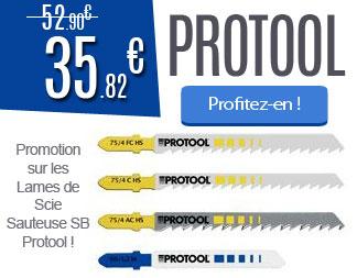 Promotion Lame Scie Sauteuse SB Protool